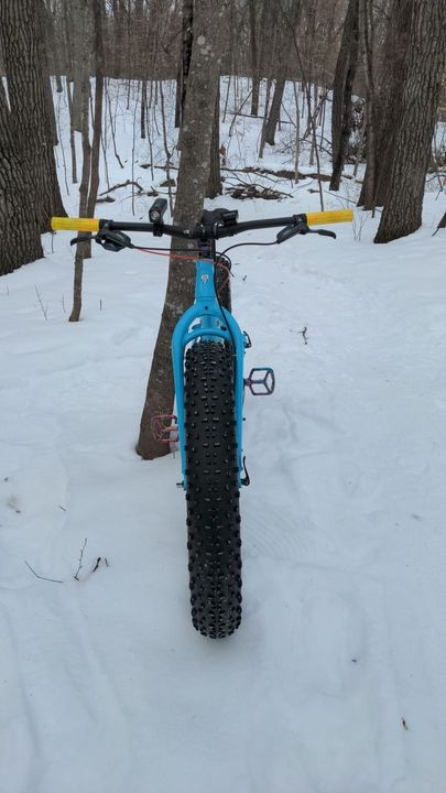 Trail Conditions 2/3